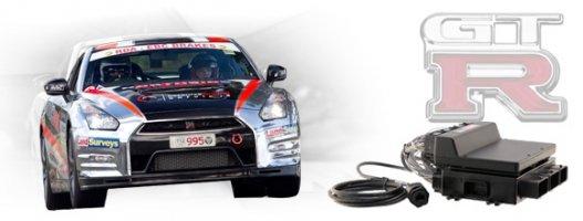 Motec Nissan R35 GT-R ECU