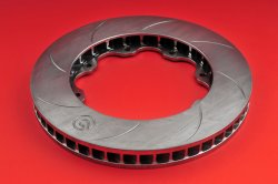 Front right brake disc EvoX, 300x28 FR