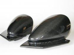 Mitsubishi Evo 9 Carbon mirrors