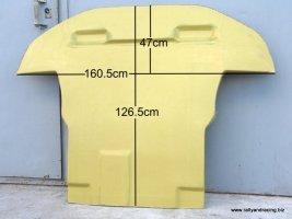 Kevlar Sumpguard for Mitsubishi Lancer Evo 8