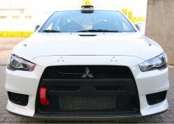 Mitsubishi Evo X RS Rally car  //sold