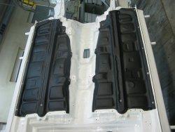 Subaru Impreza N14 Floor protection, 3 mm