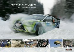 Rally 2007 - Best of WRC 2007
