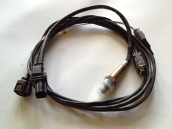 Bosch LSU 4.9 Lambda Sensor for PLM with 2 meters Raychem cable