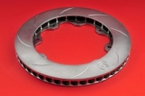Rear right brake disc EvoX, 295x25.4 RR